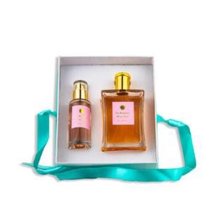 Coffret Cadeaux Eau de Parfums Rose Oud Les Ecuadors