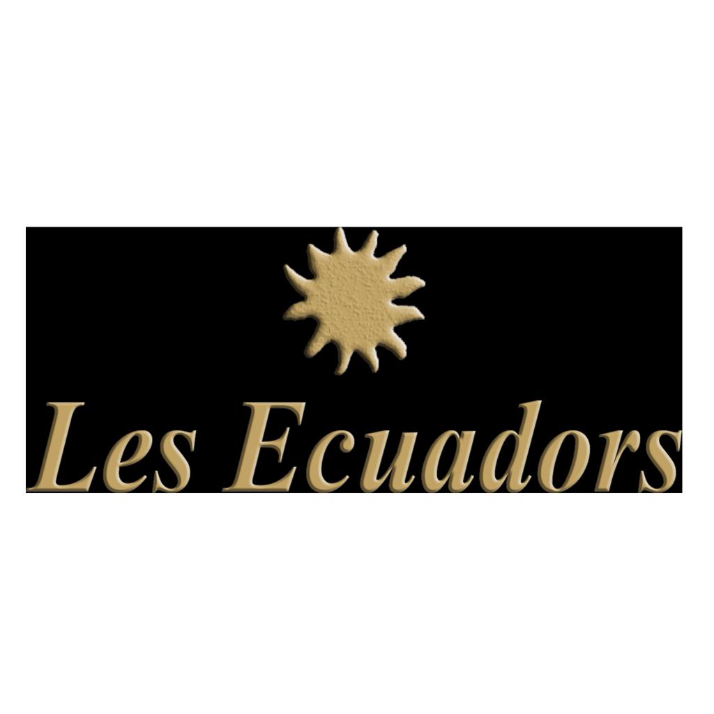 الشعار Les Ecuadors
